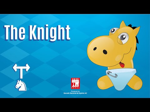 Let´s Learn Chess. The Knight.