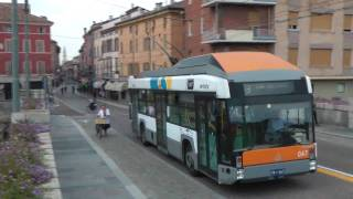PARMA TROLLEYBUSES SEPT 2010