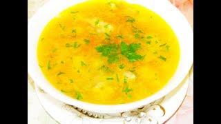 Вкуснейший гороховый суп. Есть секретики.