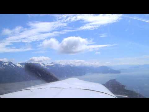 Flight from Haines to Juneau 1 of 2