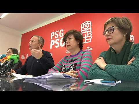 Valoración PSOE presupuestos Concello 10 12 19