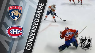 03/19/18 Condensed Game: Panthers @ Canadiens 2017 Video