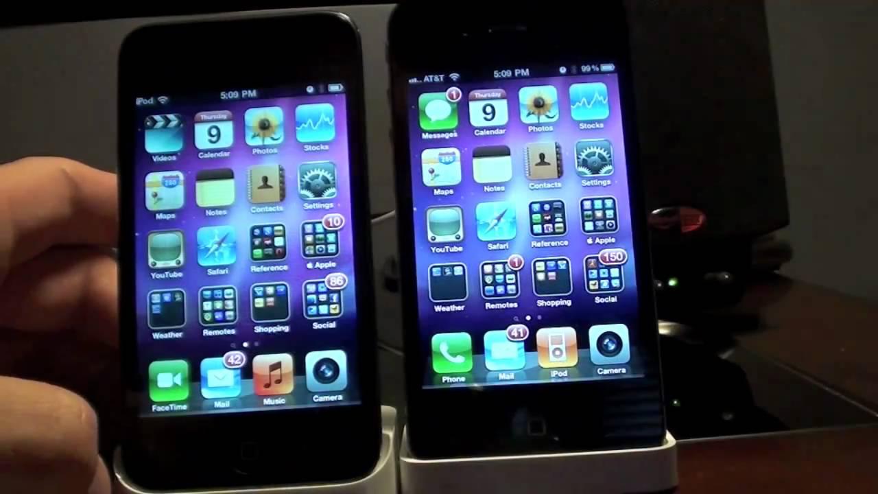retina display comparison ipod touch 4g vs iphone 4 vs. Black Bedroom Furniture Sets. Home Design Ideas