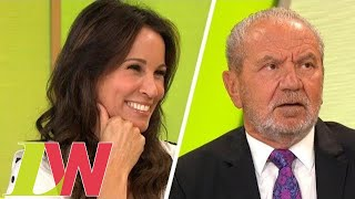 Do People Have the Wrong Perception of Lord Alan Sugar? | Loose Women