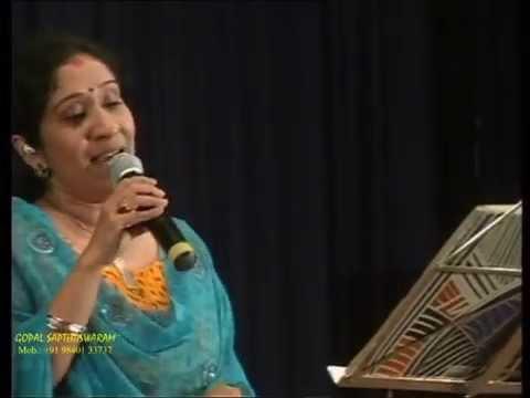 Sujatha Mohan - Thiththikkudhe on ' Endrendrum Sujatha ' in Gopal Sapthaswaram