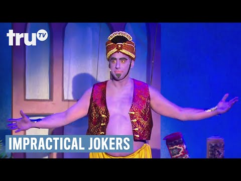 Impractical Jokers - Joe the Genie (Punishment) | truTV