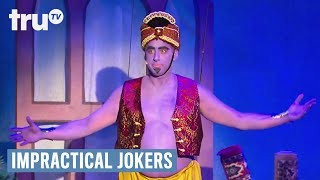 Video Impractical Jokers - Joe the Genie (Punishment) | truTV download MP3, 3GP, MP4, WEBM, AVI, FLV November 2017