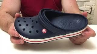 Crocs. Моя Самая Первая Пара. Обзор 1. Обувь Crocs как Выбрать Размер