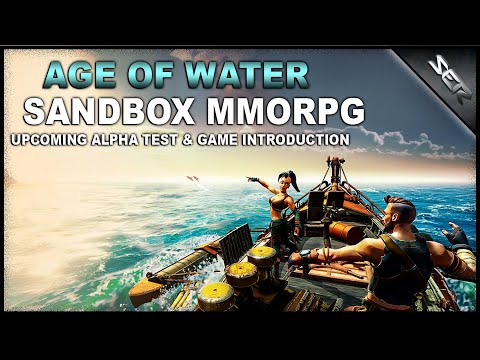 Age Of Water Upcoming Sea-Based MMORPG ► Introduction Guide (Game Mechanics, Combat, Monetization)