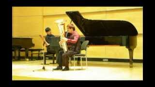 Oblivion for Tuba and Piano - Astor Piazzolla