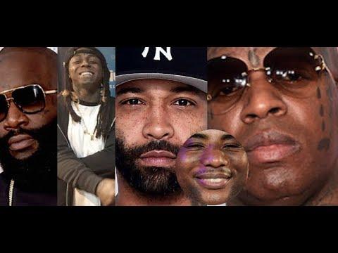Birdman Agrees Talk Lil Wayne + Rick Ross w\ Joe Budden. Charlamagne Says Keep That Same Energy!
