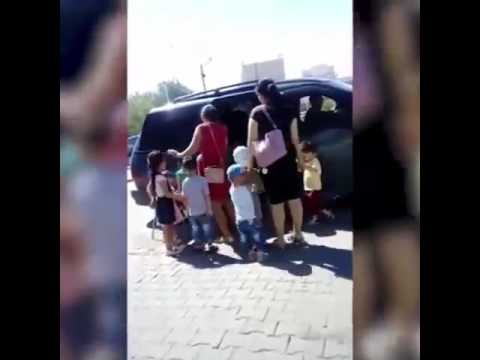Как перевезти 20 детей в минивене