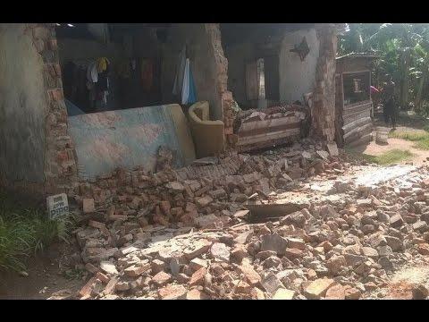 earthquake hits northwest tanzania [Breakingnews.audio - D]