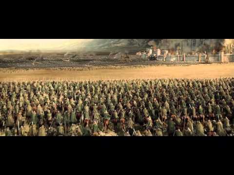 """HERR DER RINGE FILMSZENE - """"AUF IHR REITER THEODENS"""" GERMAN [HD+]"""
