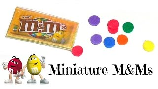 Miniature M&ms - Diy Lps Crafts & Doll Crafts