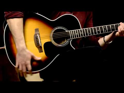 Takamine™ Pro Series P6NC Acoustic-Electric Guitar
