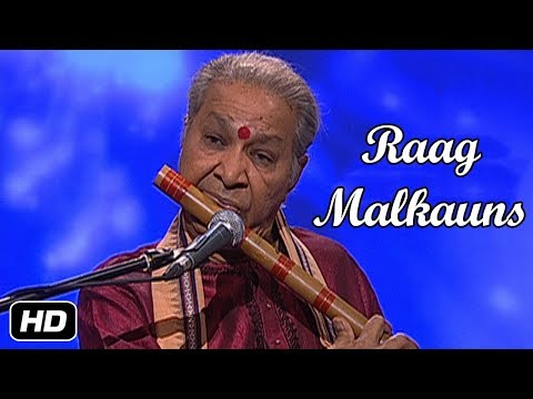 Raag MALKAUNS on flute by Pt. Hariprasad Chaurasia