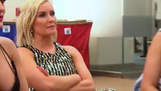 Ronda rousey wrestlemania debut (total divas) |Divas power|