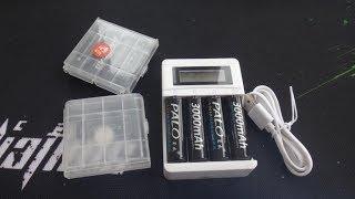 Palo зарядка для акумуляторів від USB