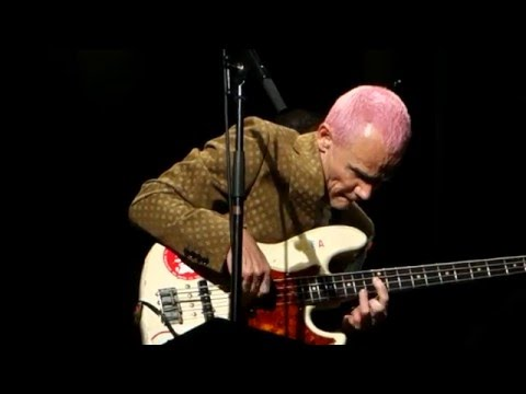 Flea et Warren Ellis - Pathway to Paris Trianon 2015
