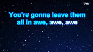 Firework - Katy Perry Karaoke【With Guide Melody】