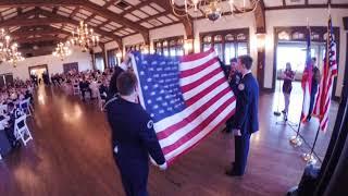 Ridgeland Air Force JROTC's Military Ball | Fairyland Club, Lookout Mountain, GA | 2/11/17 | HD