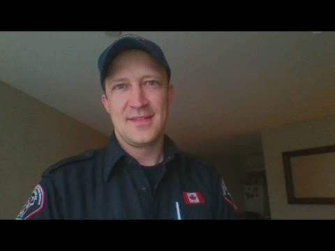 Fort McMurray firefighter still trying to rebuild one year later