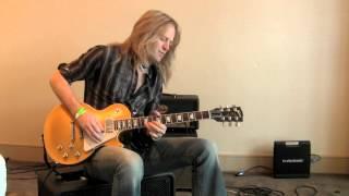 "Doug Aldrich (Whitesnake): ""Slow Blues Loop"" using Ditto Looper & Flashback x4 Download"