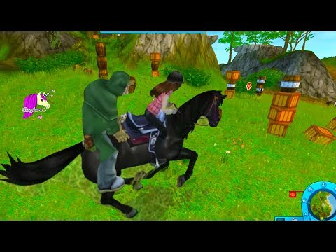 Stolen Stuff ? Star Stable Horse Online Game Play Video - Honey Hearts C