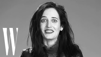 Eva Green Talks Nudity, Her Twin Sister, and Her Crush on Jack Nicholson | W Magazine