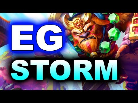 EG vs J.STORM - NA AMAZING FINAL - CHONGQING MAJOR DOTA 2