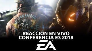 Conferencia EA - Reacción en Vivo, E3 2018 | 3GB