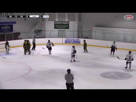 JWHL  Balmoral vs New England  U-19 2017