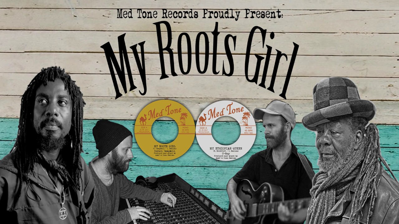 1069525654 My Roots Girl Riddim - Cornel Campbell – My Roots Girl + U-Roy – My  Ethiopian Queen (2*7″)