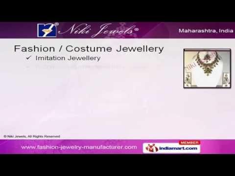 Fashion / Costume Jewelry by Niki Jewels, Mumbai
