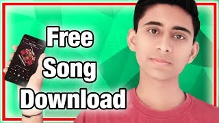 Best Android Music Player | Download Free | Unlimited Songs Legally | By Aayush technical