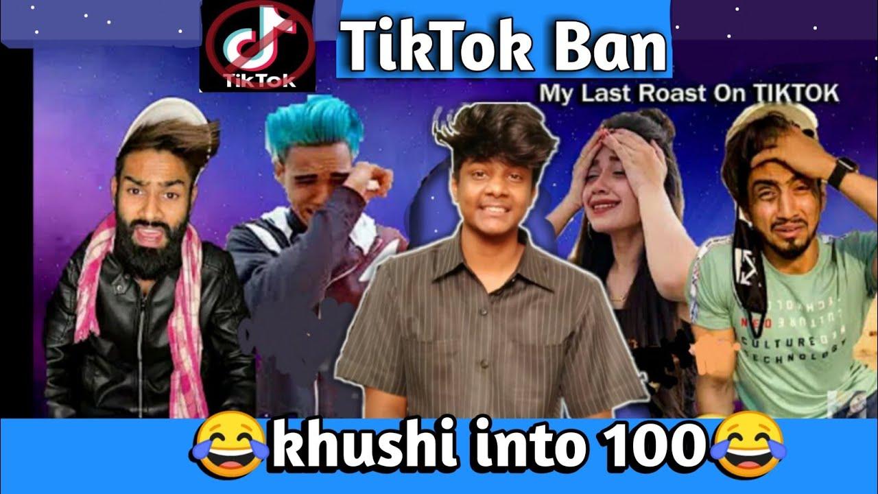 RIP TIKTOK💐😂 / Finally TikTok Ban In India / Gancho