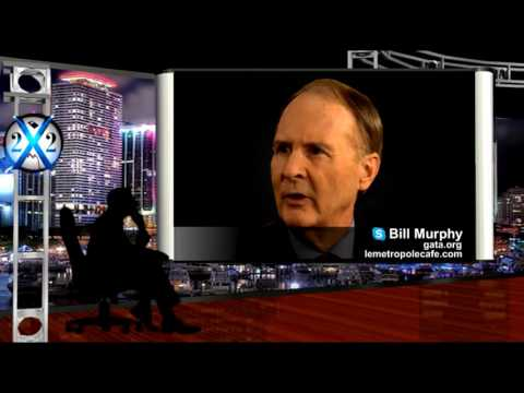 The Central Banker Manipulation Will Not Stop Silver Exploding Higher:Bill Murphy