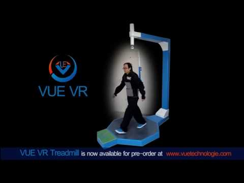 VUE VR-VR Omni Directional Treadmill For Oculus Rift DK2 CV1 HTC Vive Walking Running In VR World