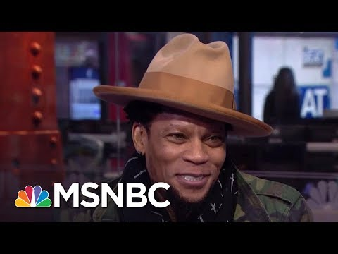 """DL Hughley On Donald Trumps """"Lies"""" 