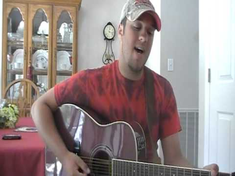 Feet Don't Touch the Ground - Stoney LaRue Cover (Daniel Jeffers)
