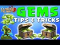 Clash of Clans Gems - How To Get More Gems, Free Gems, Gems Tips & Tricks (CoC Gems)