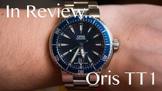 In Review: Oris TT1 (Aquis) - Why I Sold my Omega Seamaster - Clock Stock & Barrel