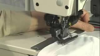 Электронный петельный полуавтормат SunStar SPSD BH3000K(Электронный петельный полуавтомат челночного стежка со встроенным мотором для изготовления прямых петель..., 2013-02-19T07:37:05.000Z)