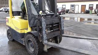 2010 Hyster H120FT - The Forklift Pro