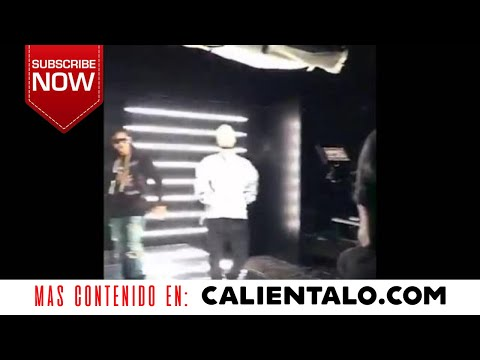 Fuego ft. J Balvin - 35 pa las 12 (Remix) (Video BTS)