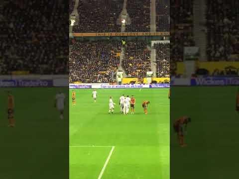 Wolves vs Leeds 4-1 (23/11/17)