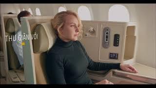 Vietnam Airlines - Hạng Thương Gia