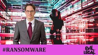 Ransomware - Datenverlust, Emotionen und IT-Sicherheitsrecht