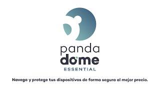 Panda Dome Essential - No temas más a las amenazas de internet